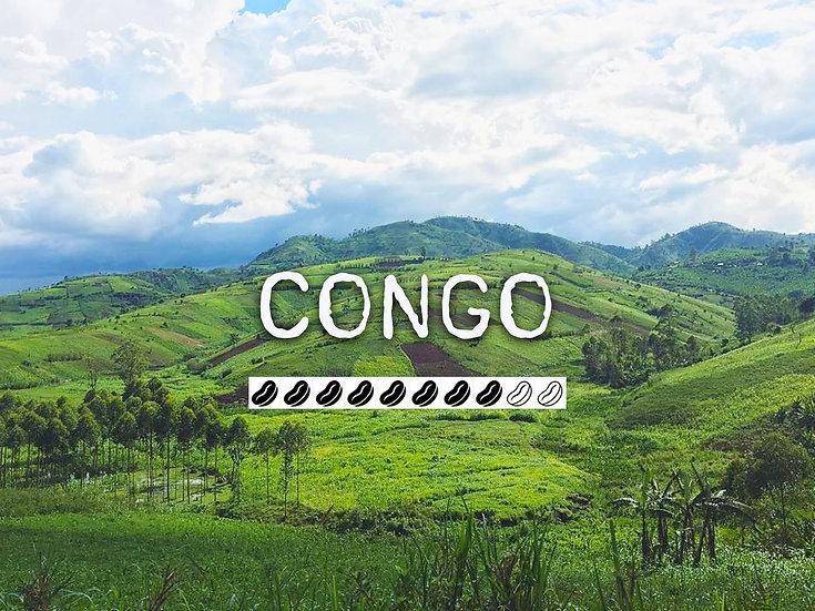 CONGO - Lac Kivu