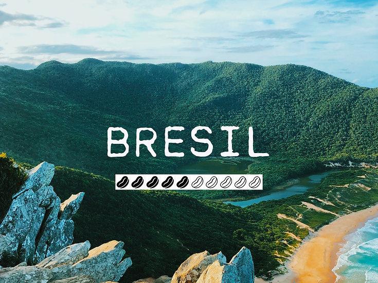 BRESIL - Santos Honey Process