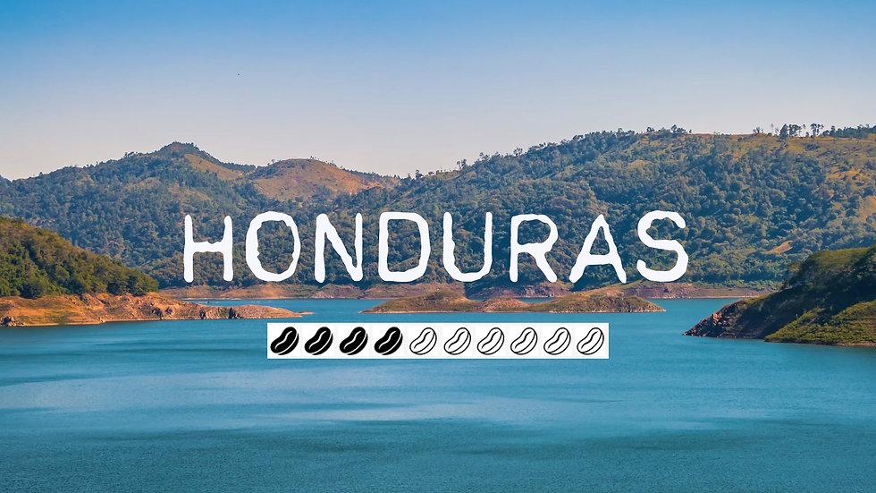 HONDURAS - Las Mercedes