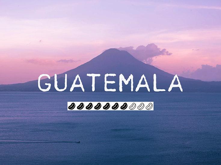 GUATEMALA - Tzupujil