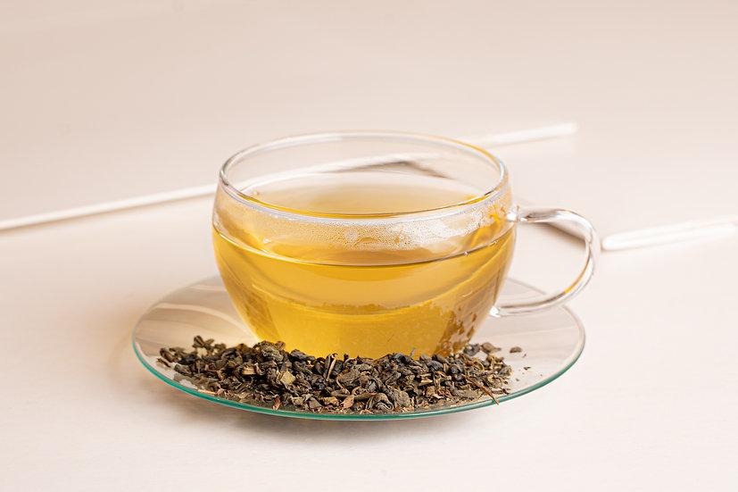 Thé à la menthe - Thé Vert Parfumé