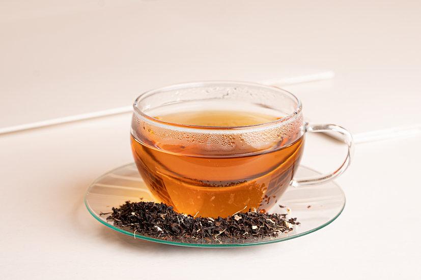 Thé Noir au Gingembre - Thé Noir Parfumé