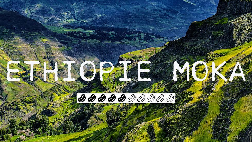 ETHIOPIE - Moka Harrar