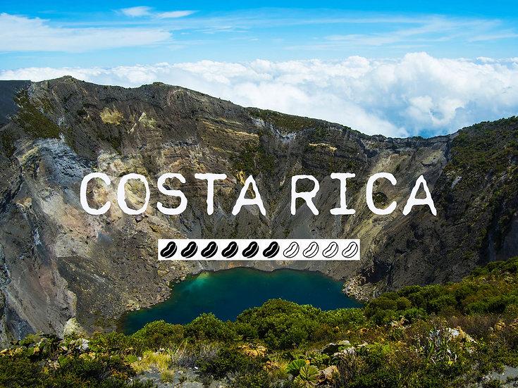 COSTA RICA - Tarazzu