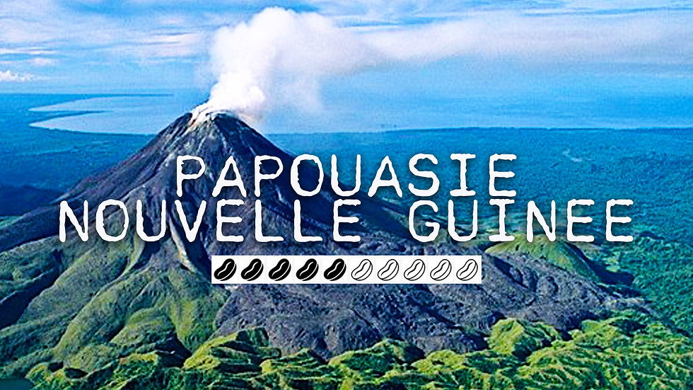 PAPOUASIE NOUVELLE GUINEE - Sigri