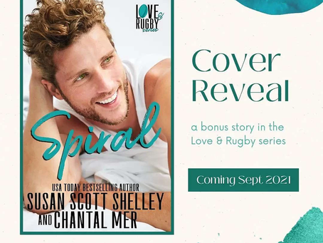 Cover Reveal - Spiral