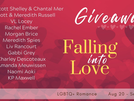 Falling into Love Giveaway