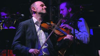 Duncan Chisholm at Blas Festival