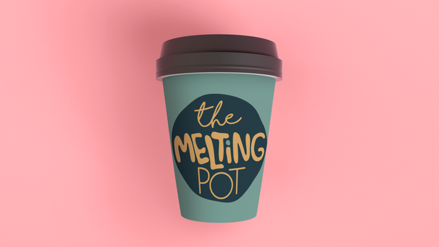 DD49 Brand Strategy - The Melting Pot Colour Coffee Cup.png