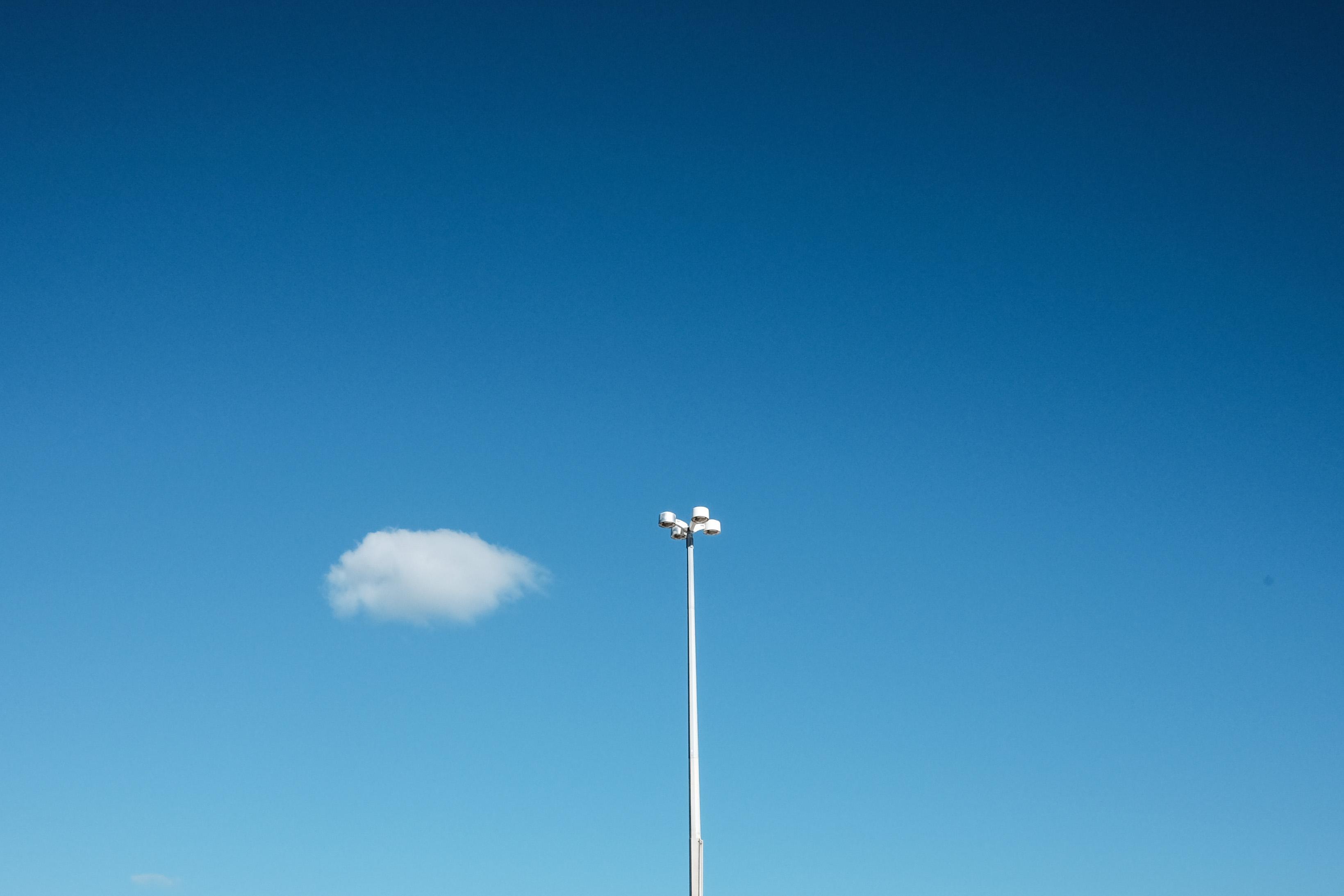 Sky is blue