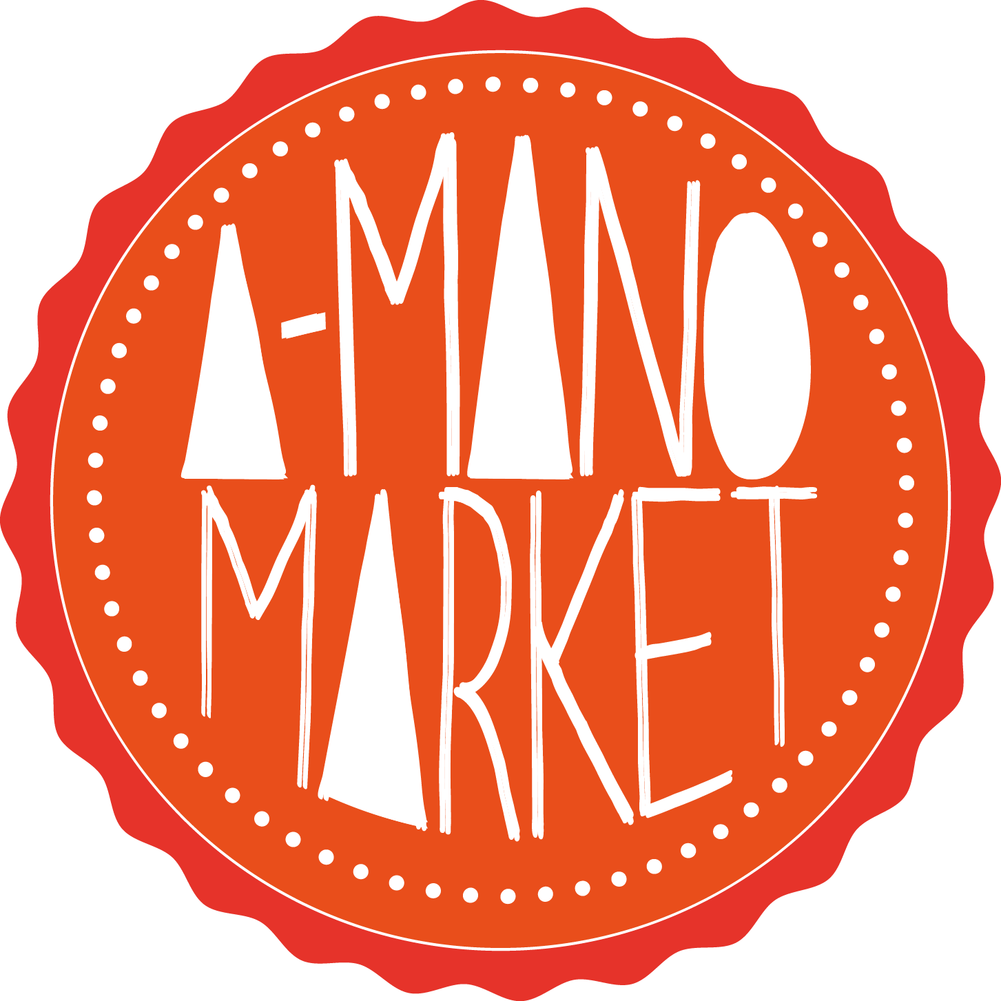 Sello A-mano market