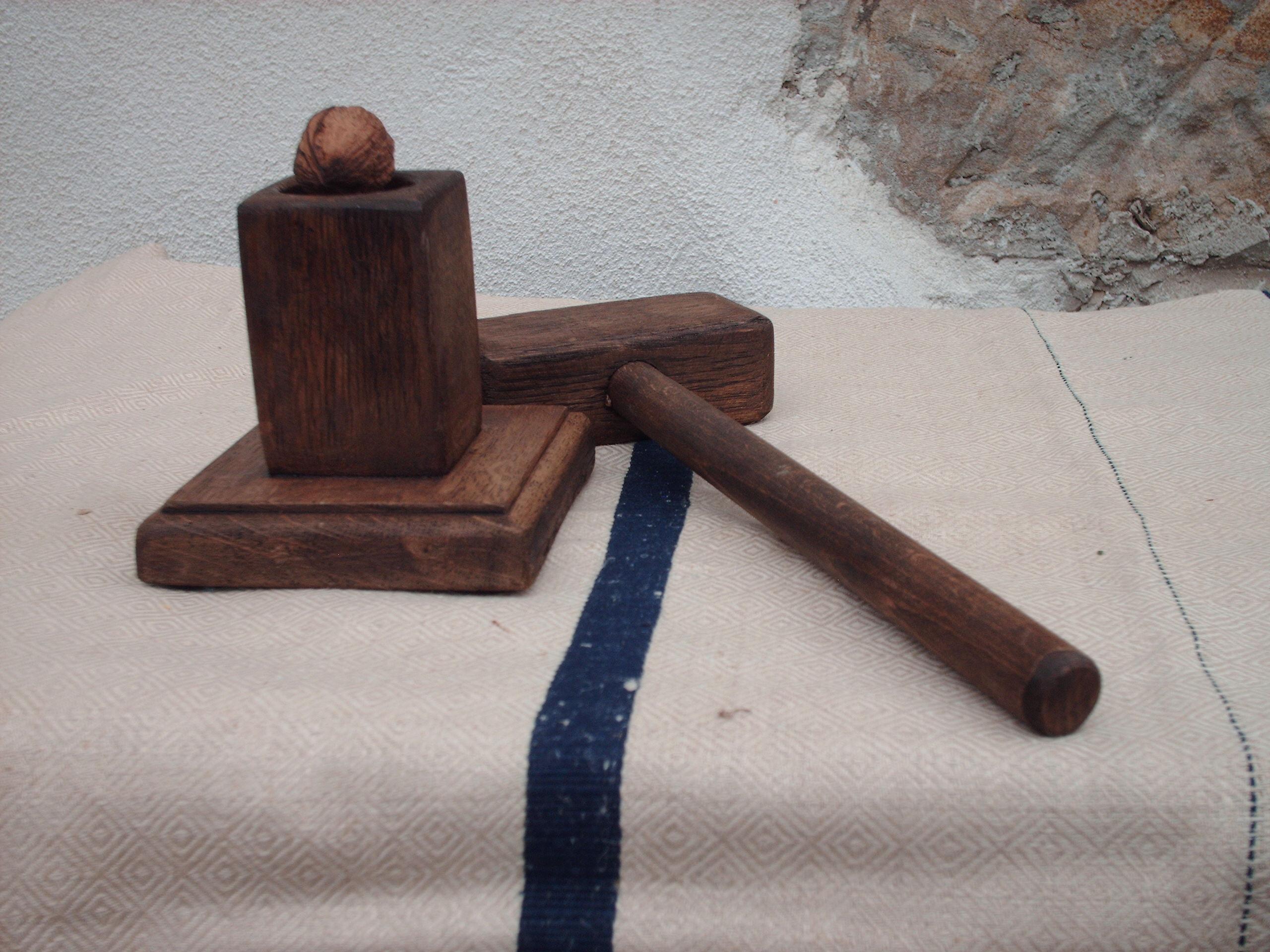 Katxarros de madera