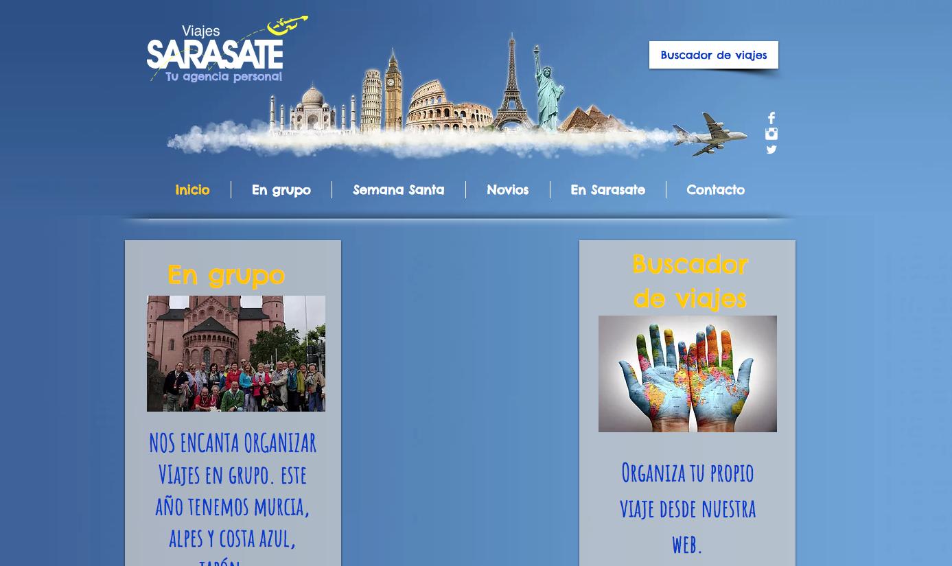 Viajes Sarasate