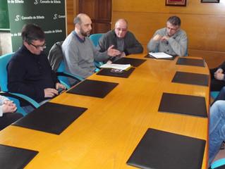 Álvaro Martínez coordinará las primeras plantaciones del centro agrario de Silleda