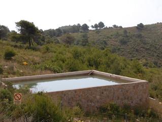 Ayudas para la construcción de punto de agua en montes vecinales en mancomunidad y Sofor (Liña II: s