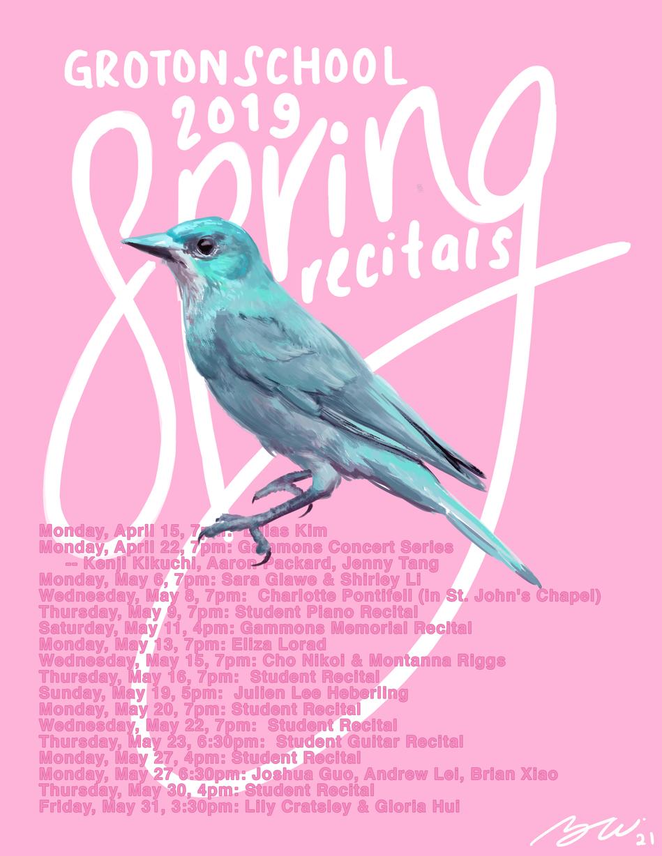 2019 Spring Recitals