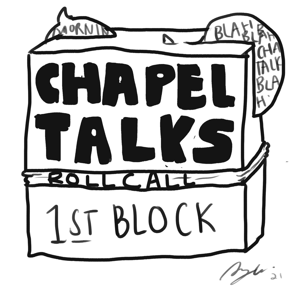 Double Chapel Talks