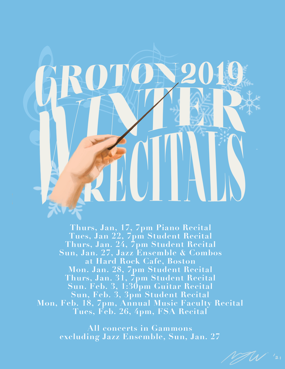 2019 Winter Recitals