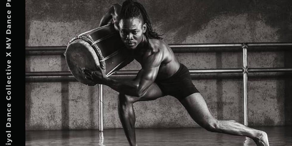 Nou Fusion Dance Series: Haitian Contemporary Dance
