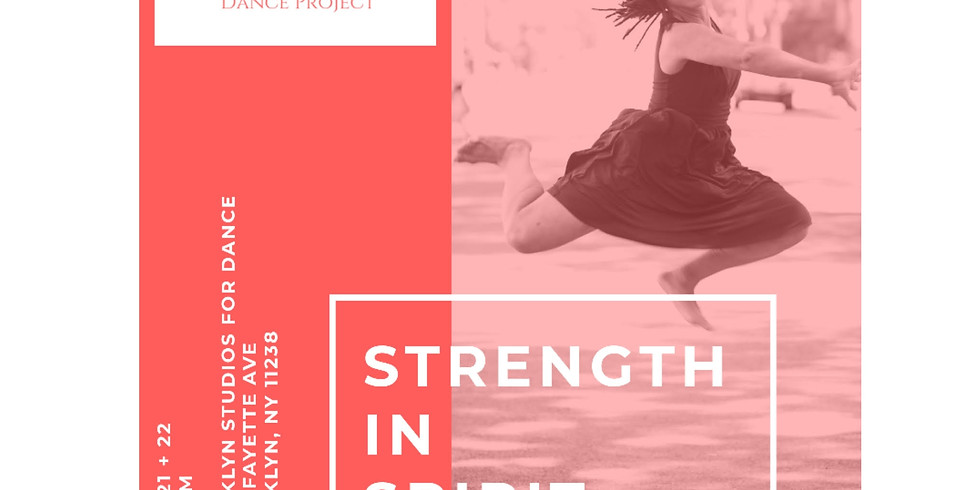 Strength in Spirit by MV Dance Project and Maxine Montilus
