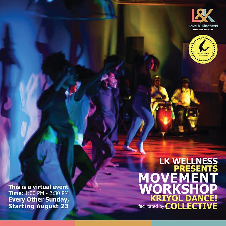 Movement Workshops w/ KDC