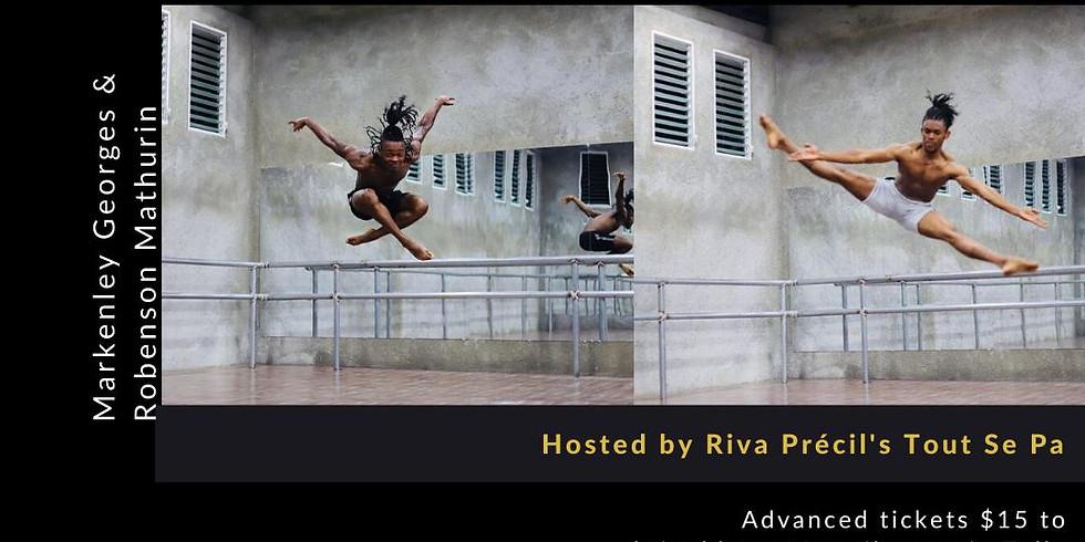 Nou Fusion Dance Series: Haitian Contemporary Dance Class Hosted by Riva Précil's Tout Se Pa