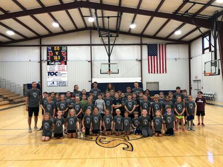 2021 Basketball Camp