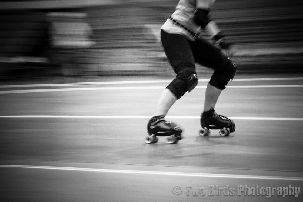 Skate blur