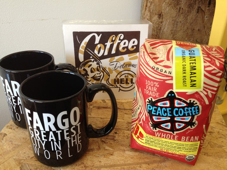 Coffee or Wine? An Unglued Giveaway