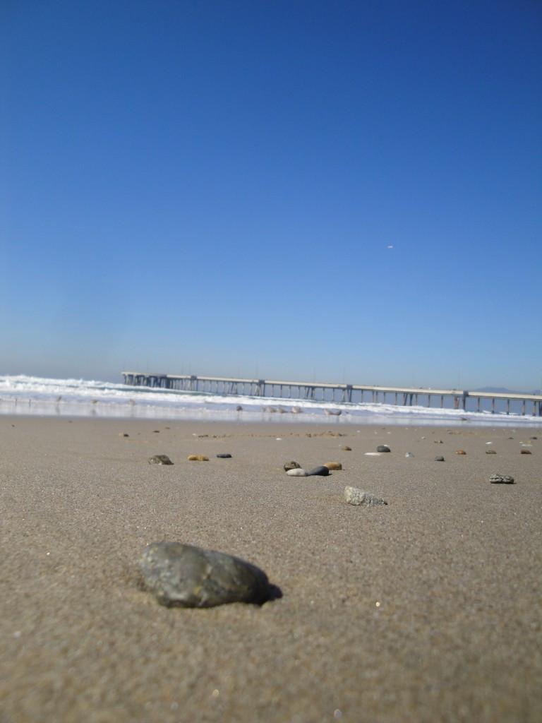 Venice Beach Sand