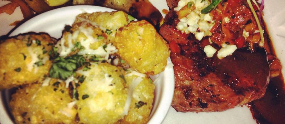 Mezzaluna = Best Steak Ever