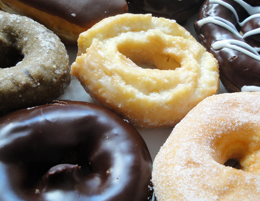 My Sweet Tooth: Sandy's Donuts