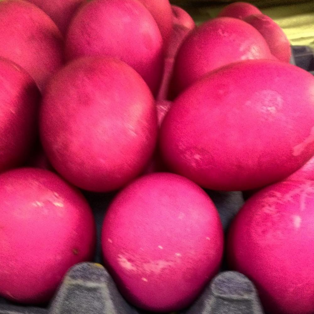 Purple Eggs