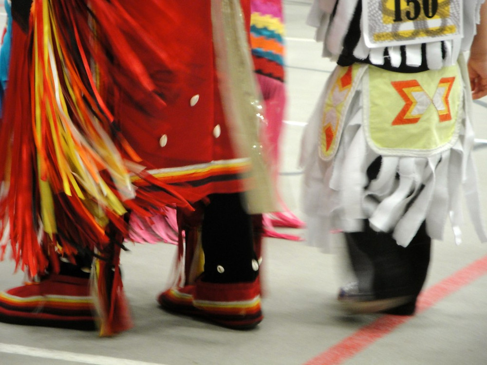 Powwow Feet