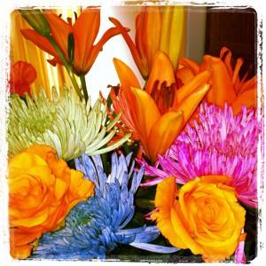 Inspiration: Fresh Flowers