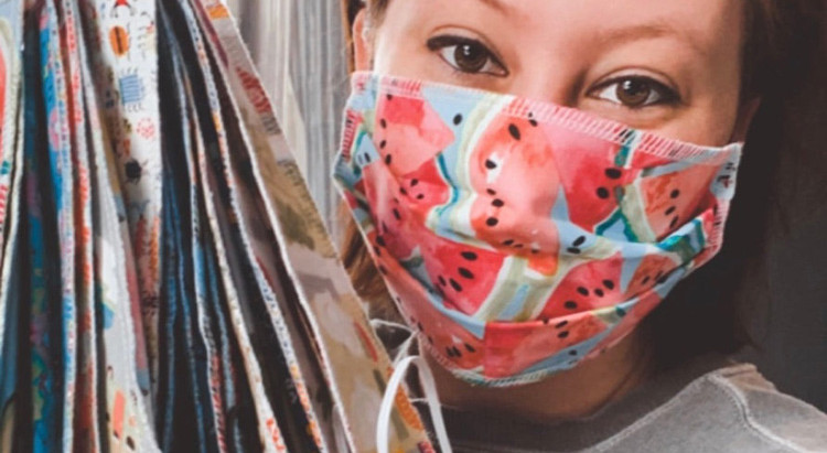 Midwest Makers Creating Fabric Masks