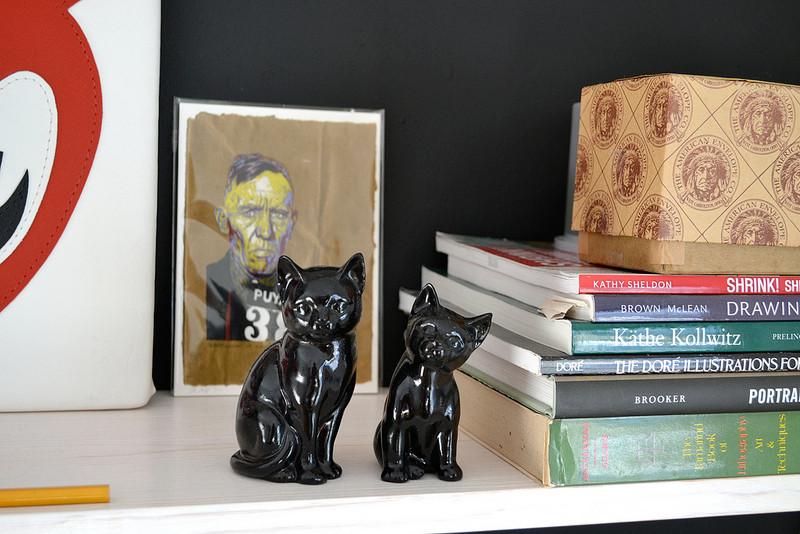 Shelf in Botny Studio