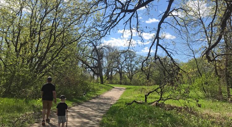 Nature In The City: North Dakota Nature Parks Go Wild