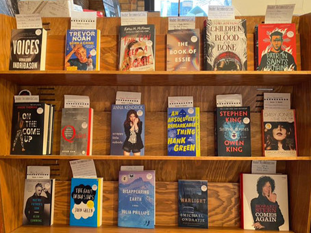 Indie Bookstores in North Dakota
