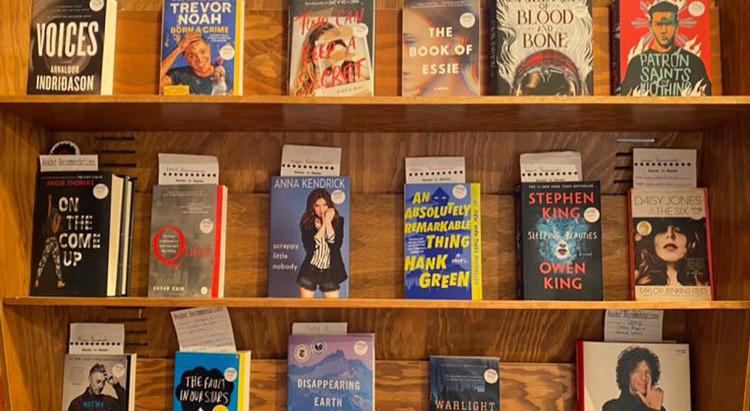Indie Bookstores in North Dakota