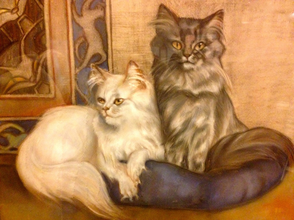 Wanee and Nupah by Orabel Thortvedt