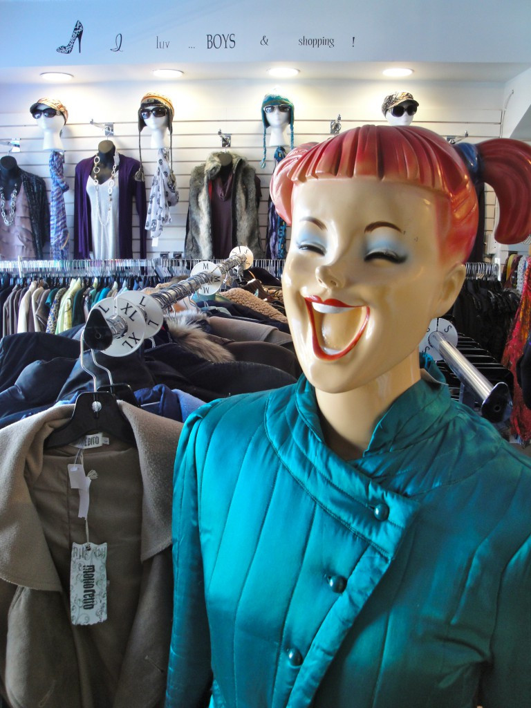 Women's Clothes at The Closet on River