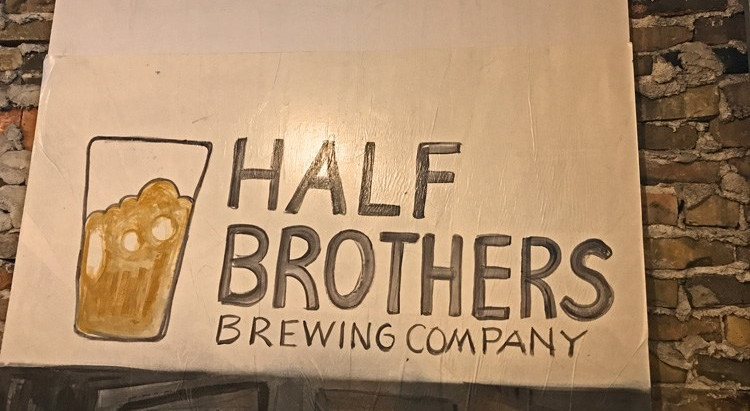 Half Brothers Brewing Company: A Taproom For The Whole Family