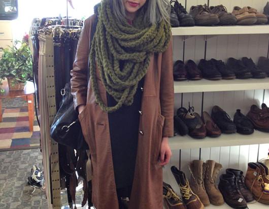 Street Style: Molly M.