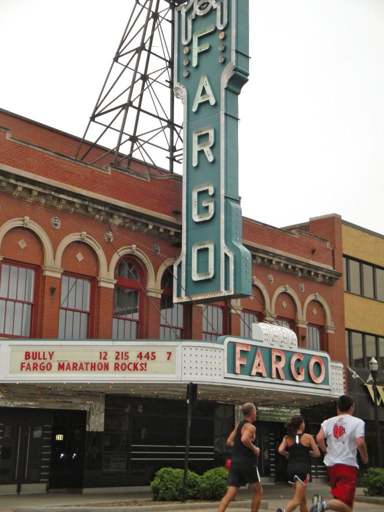 Fargo Marathon Runners