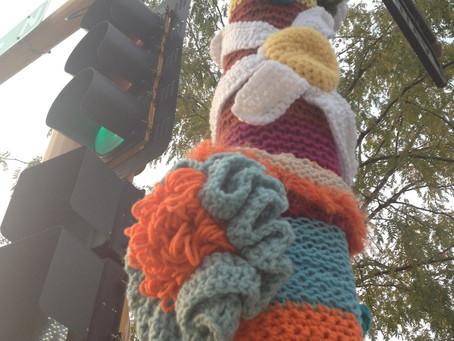 Yarn Bombing Gone Wild