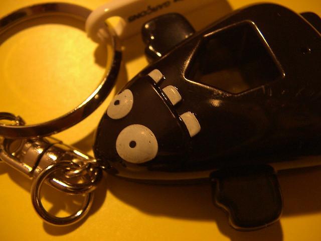 COMME des GARCONS Key Ring