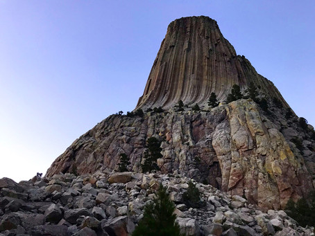 Bear Lodge Or Devils Tower? How To Hike A Sacred Site
