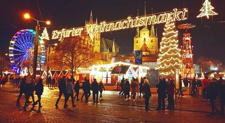 Light For Darker Days: Reflections From Erfurt's Christmas Market