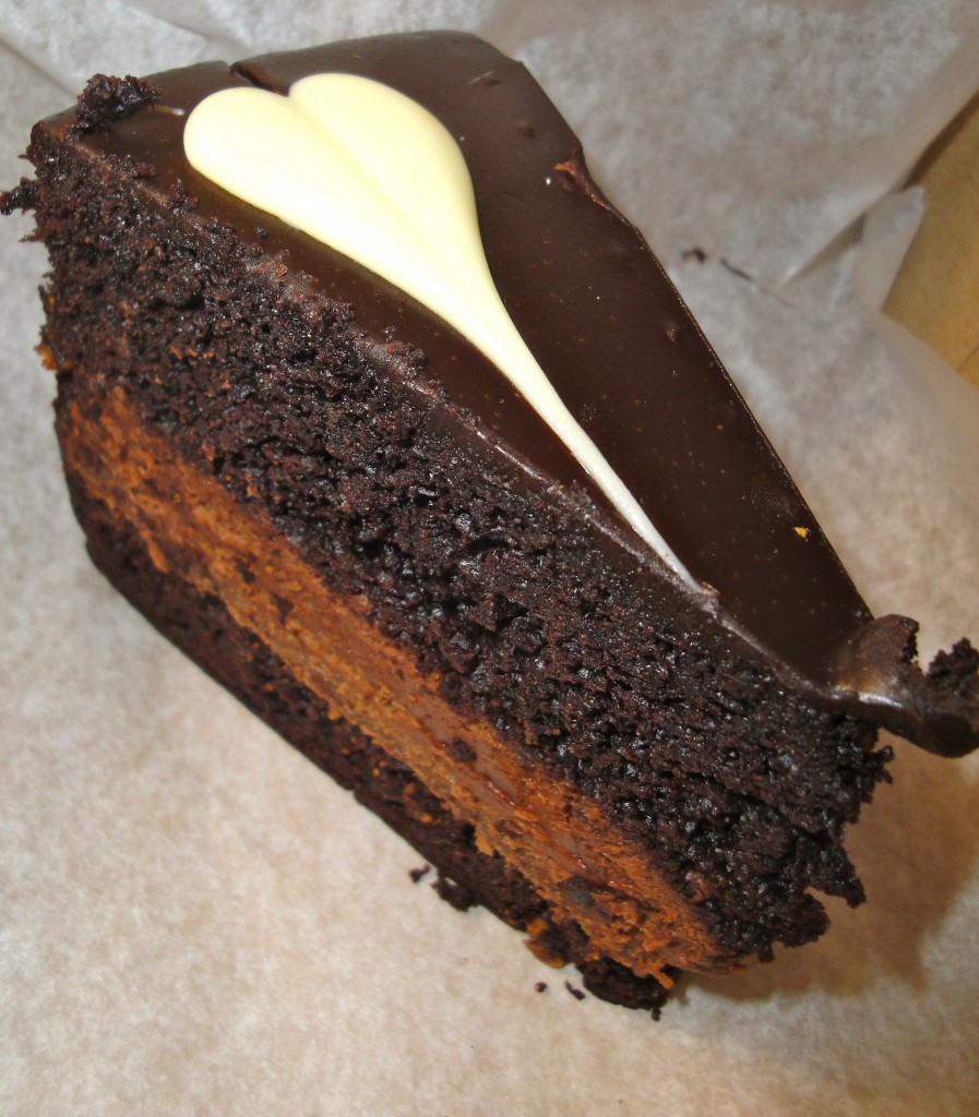 Chocolate Cake at Baked Expectations